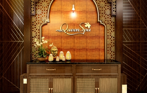 QUEEN SPA - NỘI THẤT VIP SPA ROOM