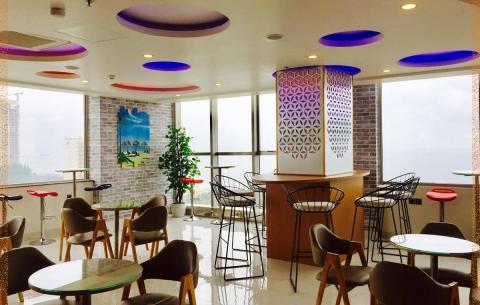 Thiết kế & thi công Bar Top View khách sạn Grand Jeep