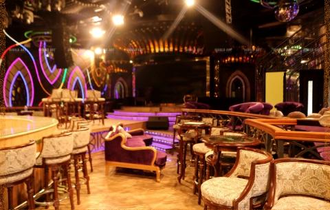 Thiết kế & thi công nội thất Night Club ISORA